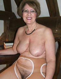 Speaking Mature gals horny naked thank you